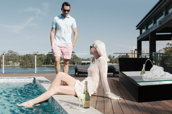 Champagnerpool